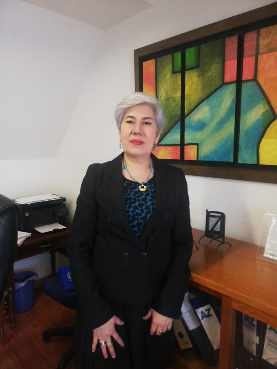 Dra OLIVA CASTILLO CHAVARRO